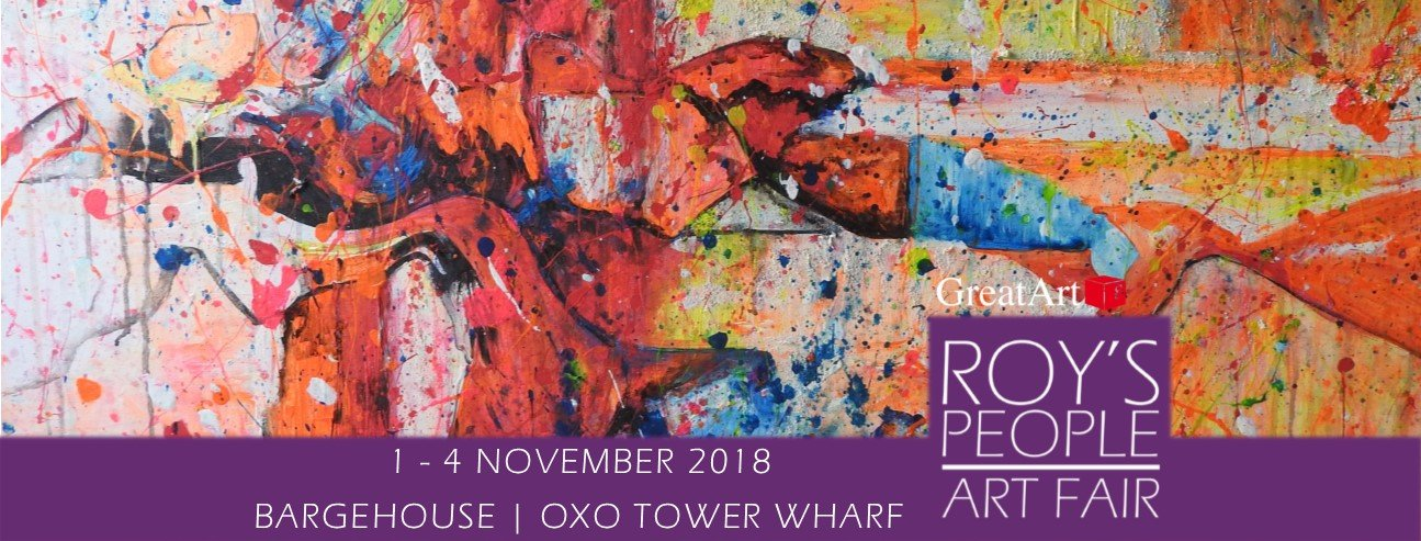 roy's people art fair – bargehouse oxo tower wharf