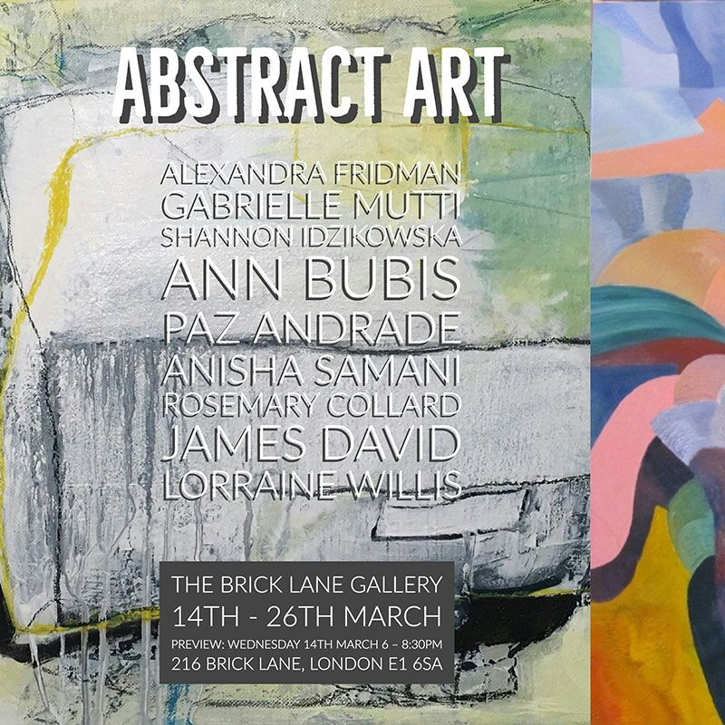 'abstract art' – exhibition