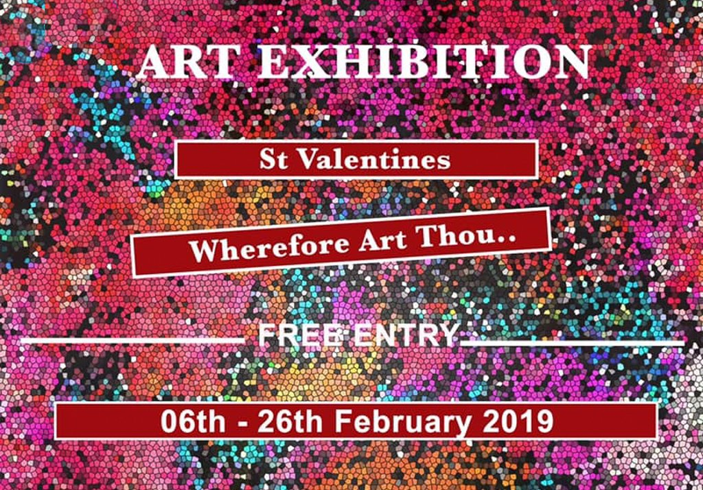 wherefore art though – gallery du 808, bristol